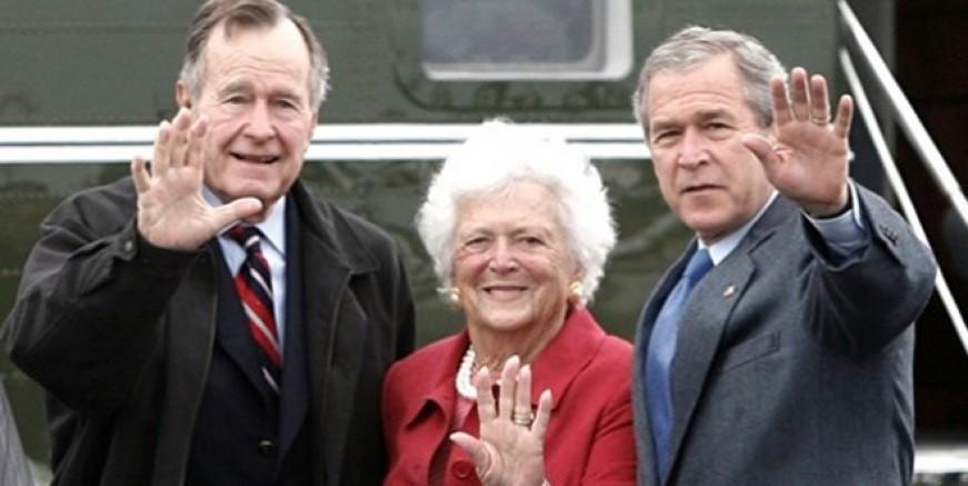 George W. Bush hayatını kaybetti