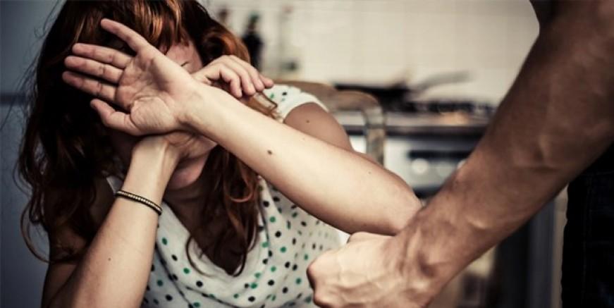 Hamile kadına koca işkencesi