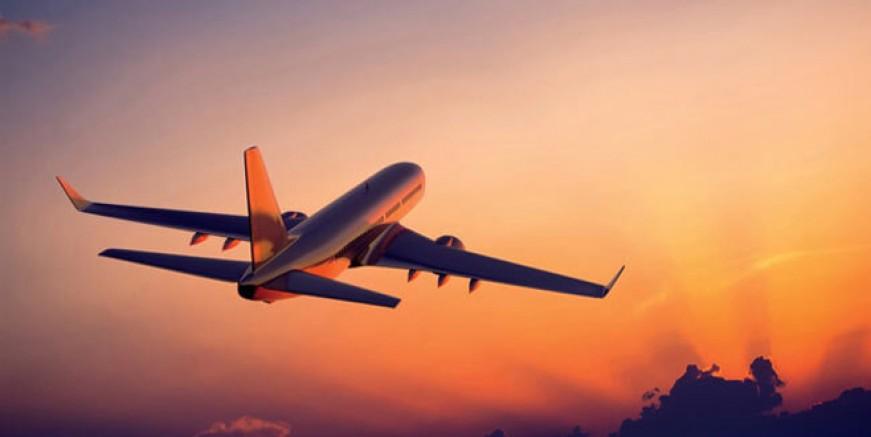 Havayolu Trafiği yüzde 23.1 arttı