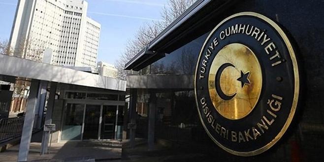 Hollanda'nın soykırım kararına Türkiye'den tepki