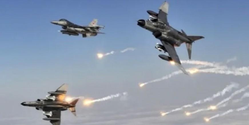 Irak'ın kuzeyinde 5 PKK'lı etkisiz hale getirildi