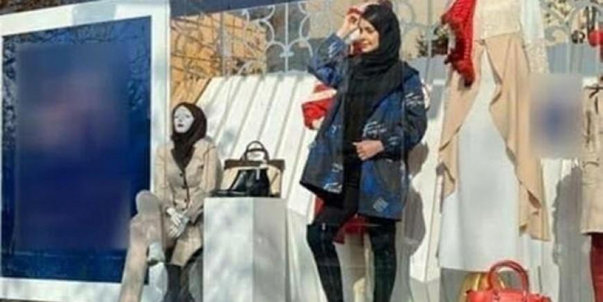İran'da canlı manken yasaklandı