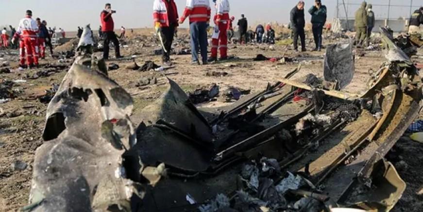 İran'dan Ukrayna uçağı itirafı 'Hata sonucu düşürdük'