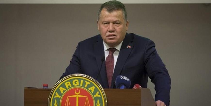 İsmail Rüştü Cirit Yargıtay'a seçildi