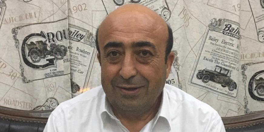 İsrafil Alçınkaya DP Kartal İlçe Başkanı oldu