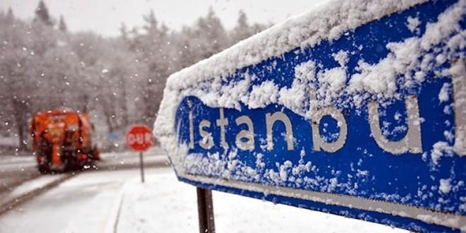 İstanbul'a AKOM'dan ve Meteoroloji'den kar uyarısı