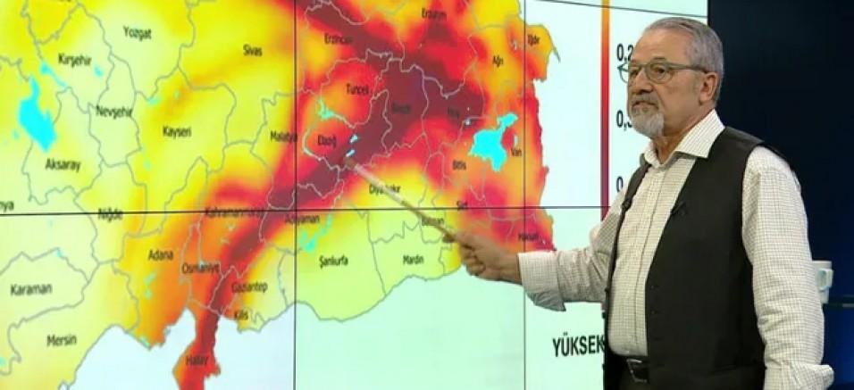 İstanbul'da 7.6 büyüklüğünde deprem olacak