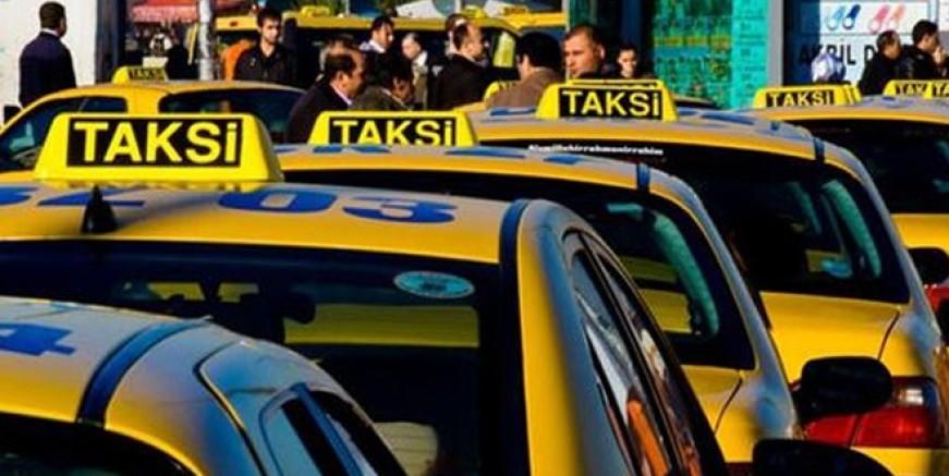İstanbul'da takside tecavüz dehşeti