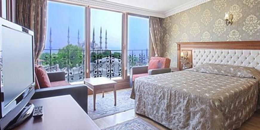 İstanbul'daki otellerde oda fiyatları uçtu