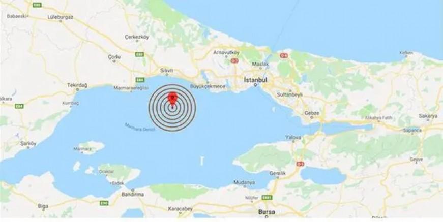 İstanbul depremiyle ilgili çarpıcı rapor
