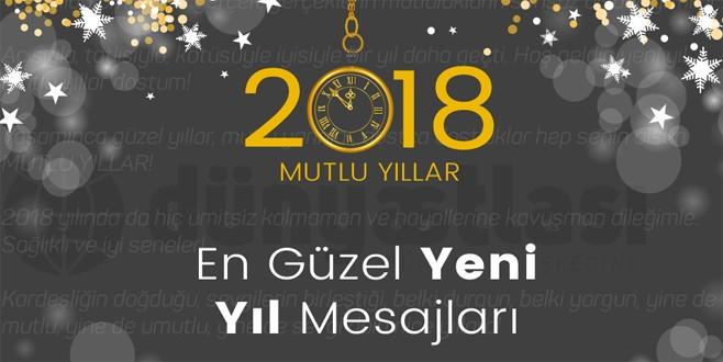 İşte en güzel yeni yıl mesajları