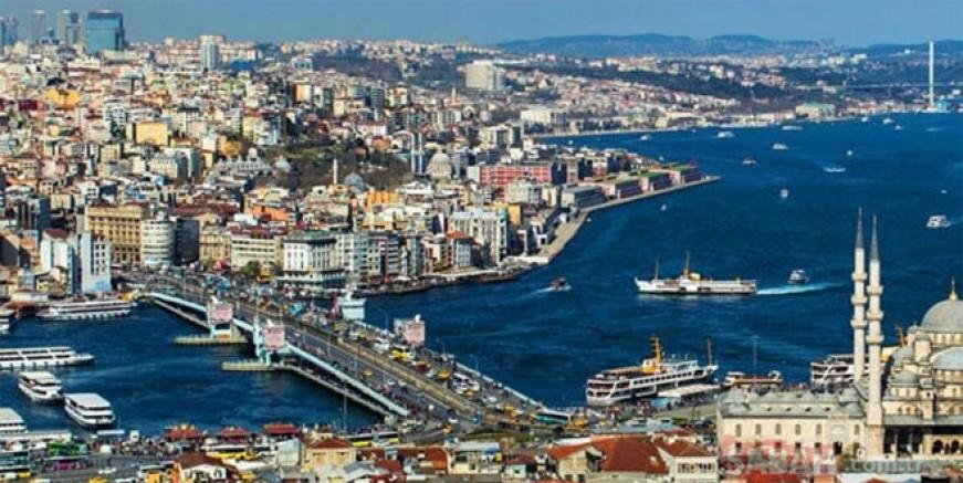 İşte İstanbul'da deprem riski altındaki ilçeler!