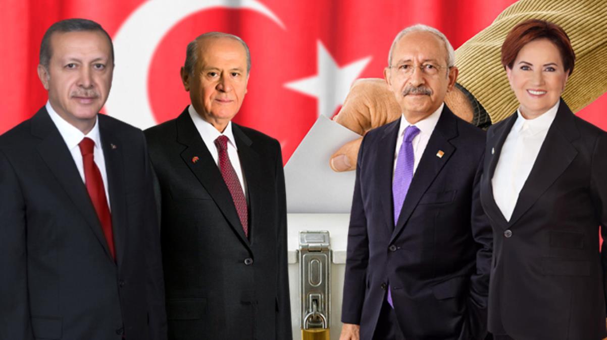 AK Parti ile CHP arasındaki fark azalıyor