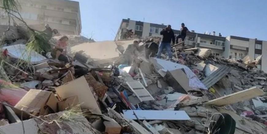 İzmir depreminde can kaybı hızla artıyor!