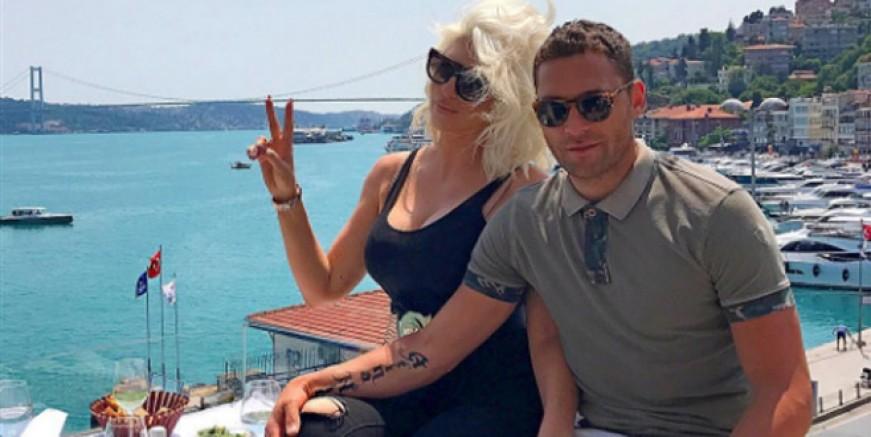 Jelena Karleusa - Dusko Tosic çifti taşındı