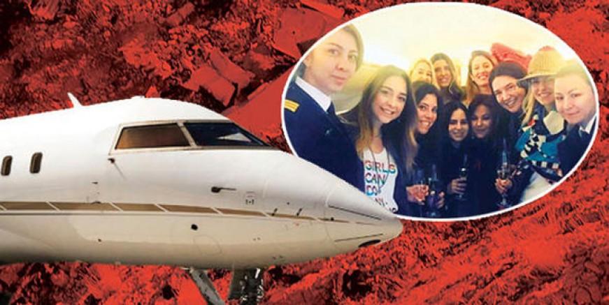 Jet neden düştü? Pilotlar bayıldı iddiası