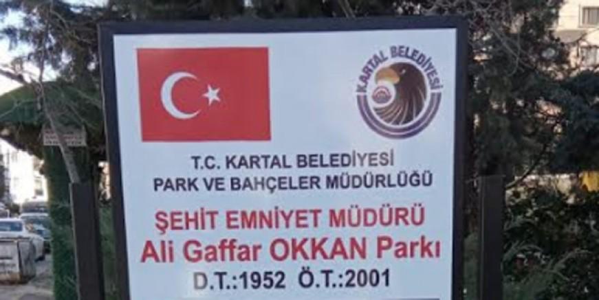Kartal Belediyesi'nden Gaffar Okkan açıklaması