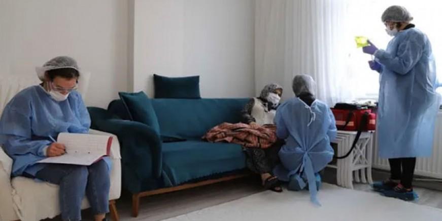 Kartal'da evde sağlık hizmetinde yeni dönem