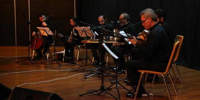 Kartal'da sanat müziği rüzgarı esti