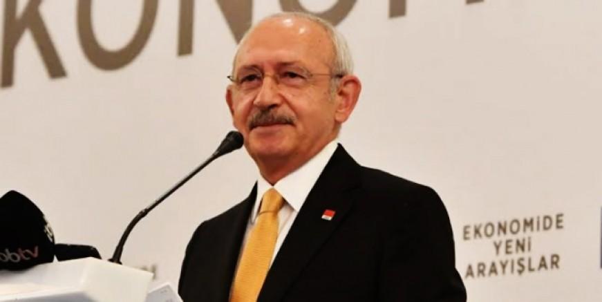 Kılıçdaroğlu asgari ücrete yüzde 22 zam istedi