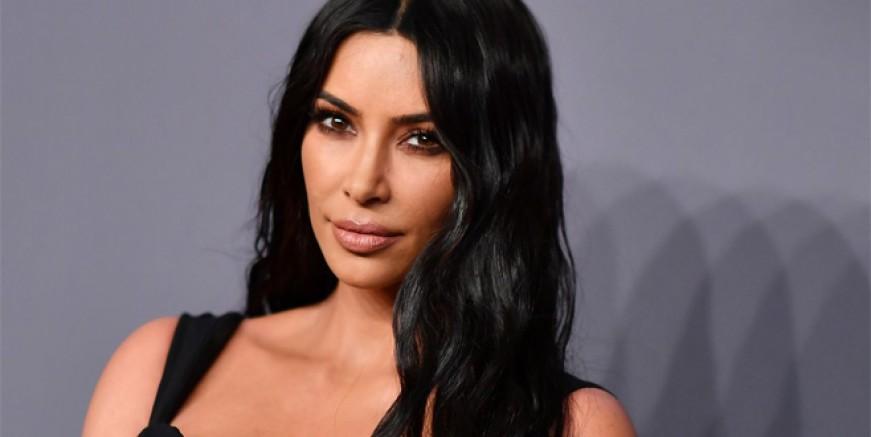 Kim Kardashian'dan skandal paylaşım