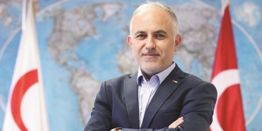 Kızılay Başkanı Kerem Kınık acil koduyla seslendi