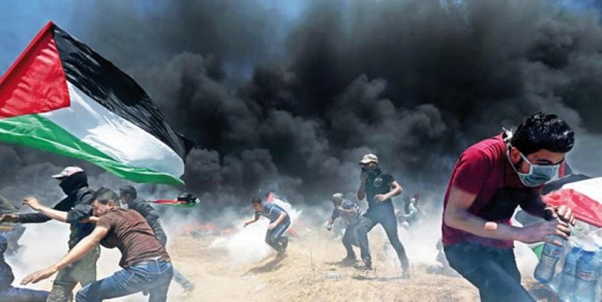 Kudüs için tüm dünya ayakta!