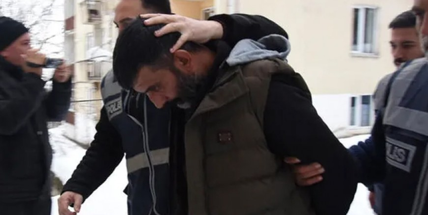 Kütahya'da çifte cinayet 8 saatte çözüldü