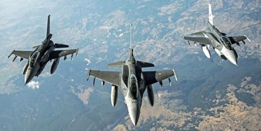 Kuzey Irak'a hava harekatı: 9 terörist öldürüldü