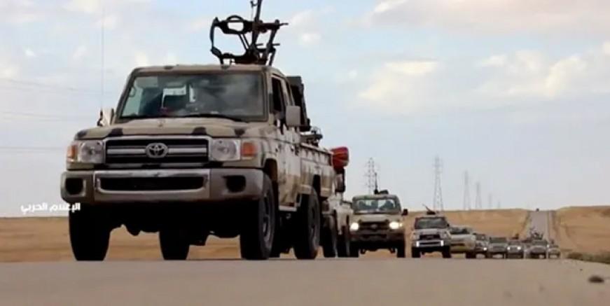 Libya'da Hafter ateşkes çağrısını kabul etti