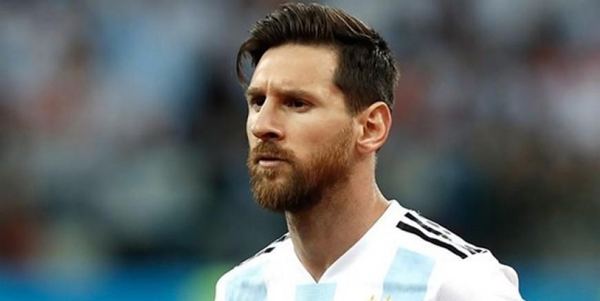 Lionel Messi milli takımı bırakıyor mu?