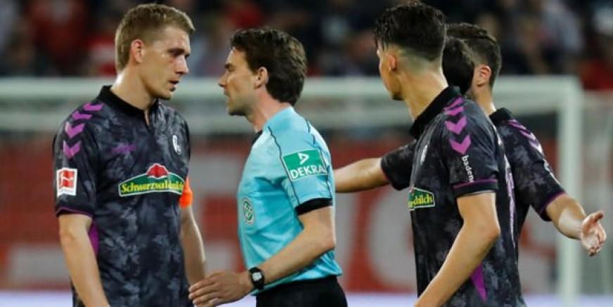 Mainz - Freiburg maçına 'VAR' damgası
