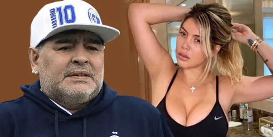 Maradona - Wanda Nara iddiası!