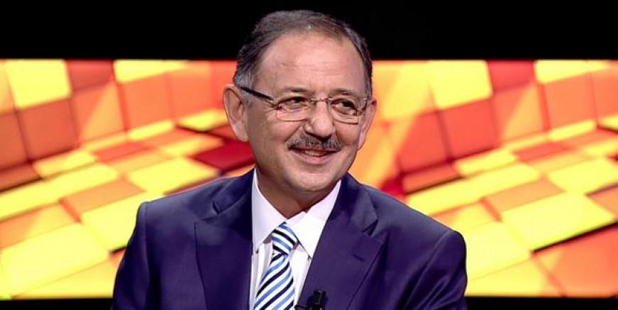 Mehmet Özhaseki  'Öndeyiz ve keyifliyiz'