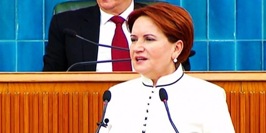 Meral Akşener Berat Albayrak'ı hedef aldı!