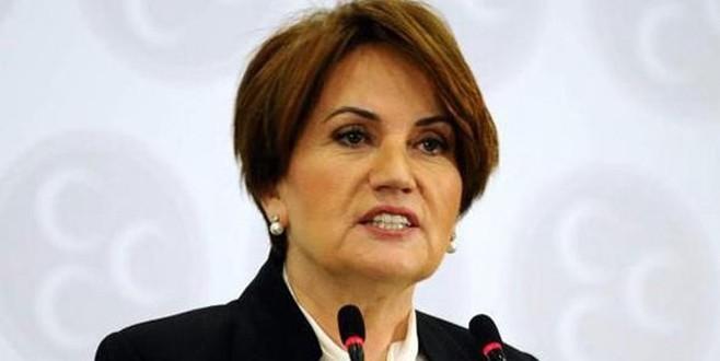 Meral Aşener o iddiayı yalanladı