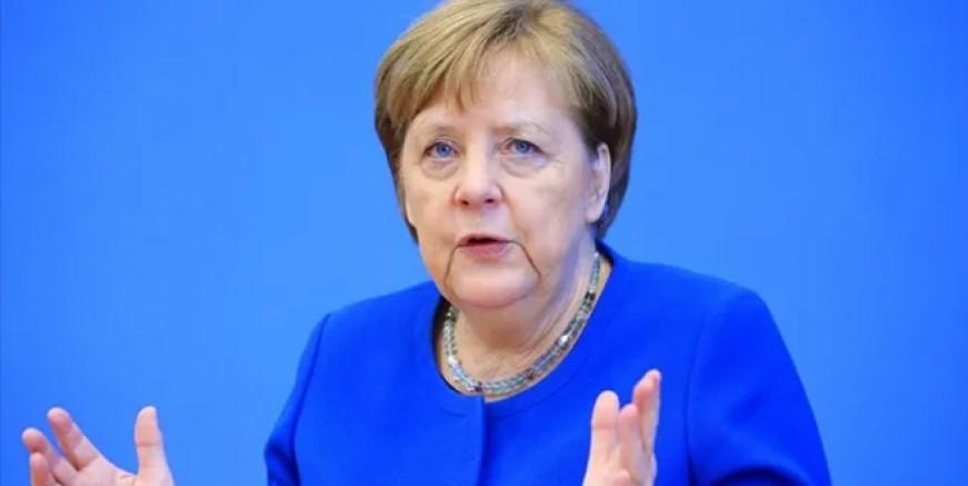 Merkel: Yeni bir salgınla karşı karşıyayız