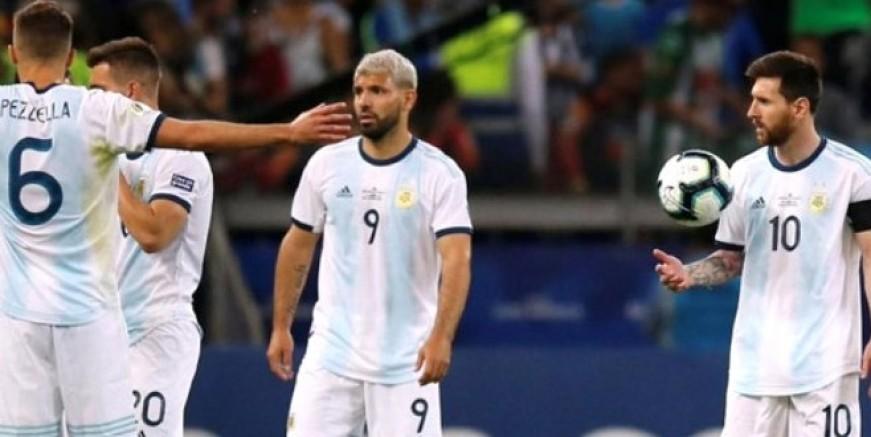Messi yine hayal kırıklığına uğradı