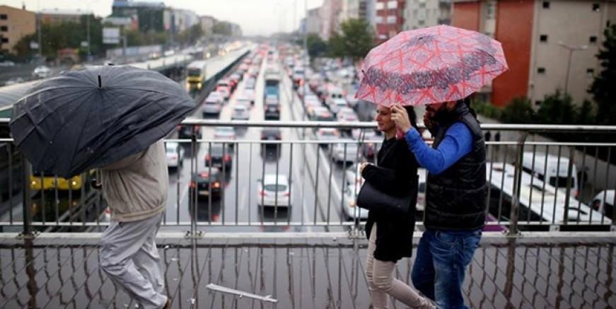 Meteoroloji'den kötü haber; yağışlar...