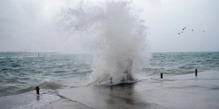 Meteoroloji'den kuvvetli fırtına ve yağış uyarısı