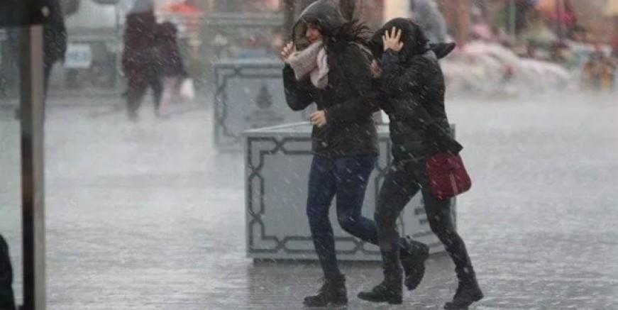 Meteoroloji İstanbul dahil illeri uyardı