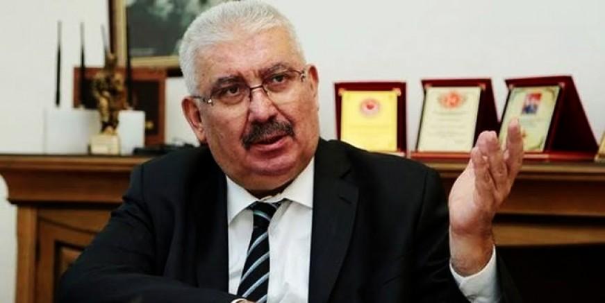 MHP'den skandal tweetle ilgili açıklama