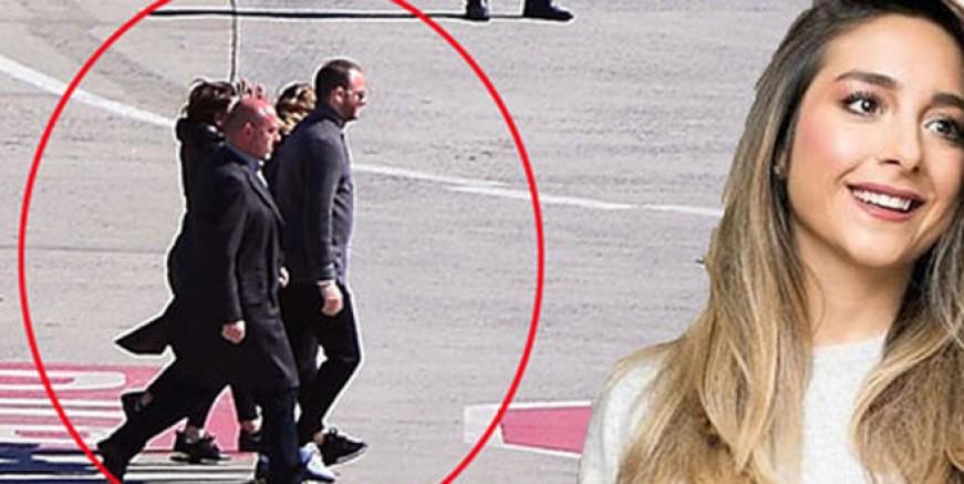 Mina Başaran'ın cenazesini nişanlısı aldı