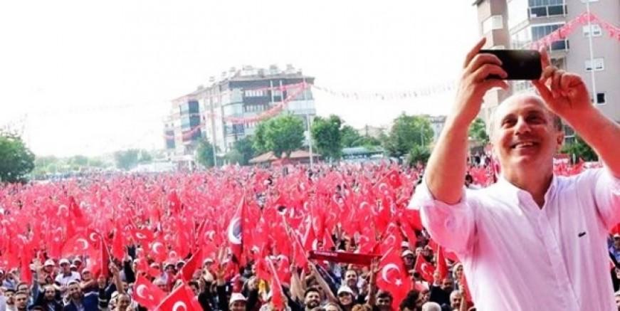 Muharrem İnce 'AKP değil AK Parti diyeceğim'