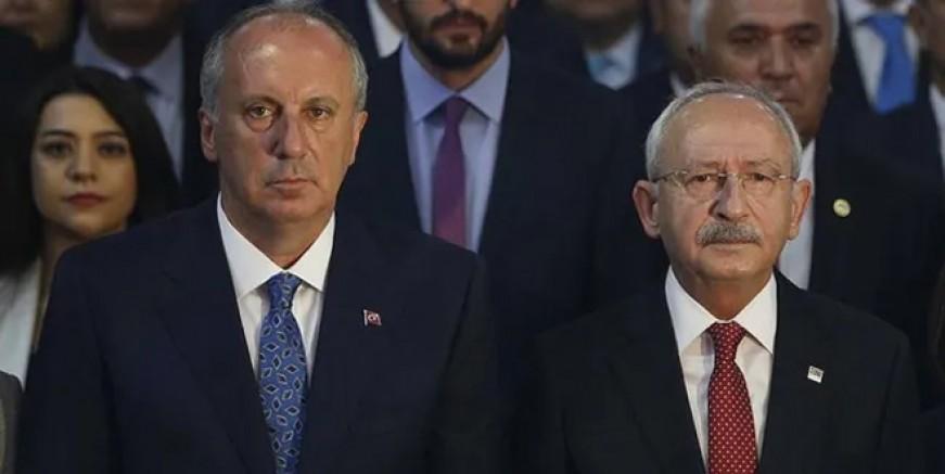 Muharrem İnce: CHP'de her gün skandal var!