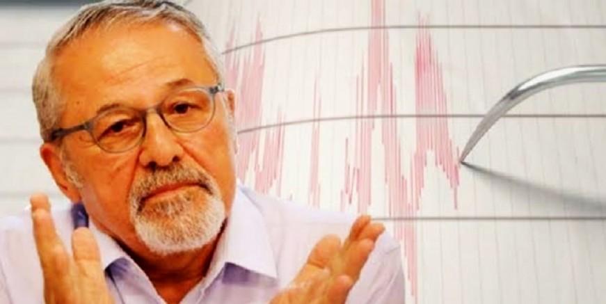 Naci Görür 'İstanbul depremi için zaman kalmadı'