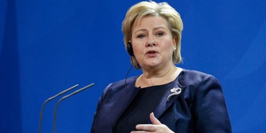 Norveç Başbakanı Erna Solberg 2 çocuk istedi