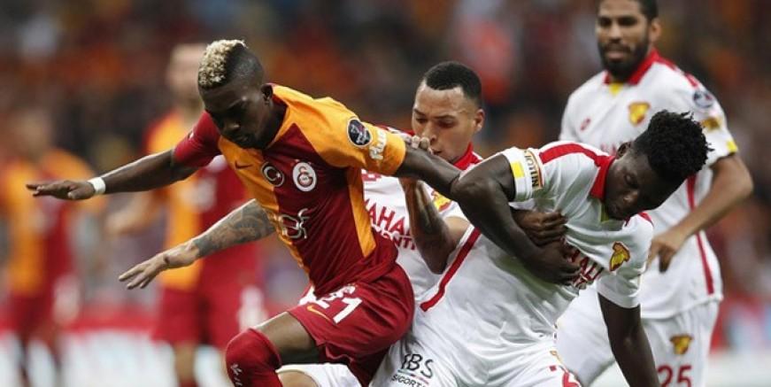 Onyekuru Galatasaray'a hayat verdi