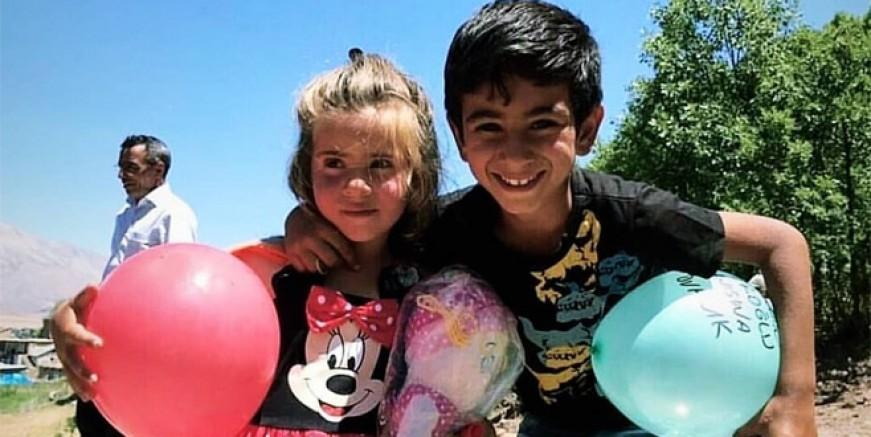 PKK Tunceli'de iki çocuk katletti