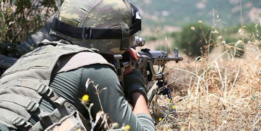 PKK'ya çok ağır darbe; tam 22 terörist...